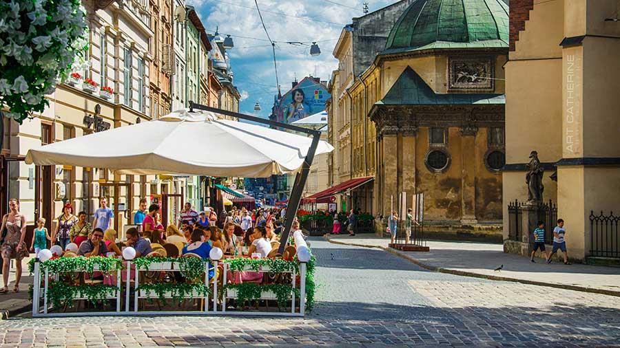 Lwów – turystyczna perełka Ukrainy