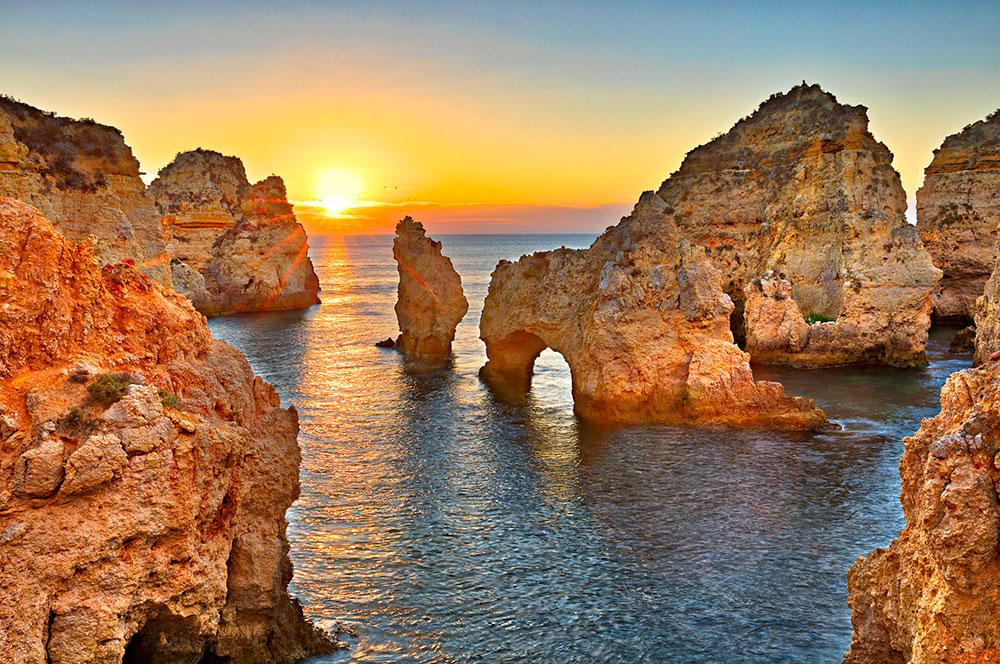 Andaluzja i południowa część Portugalii