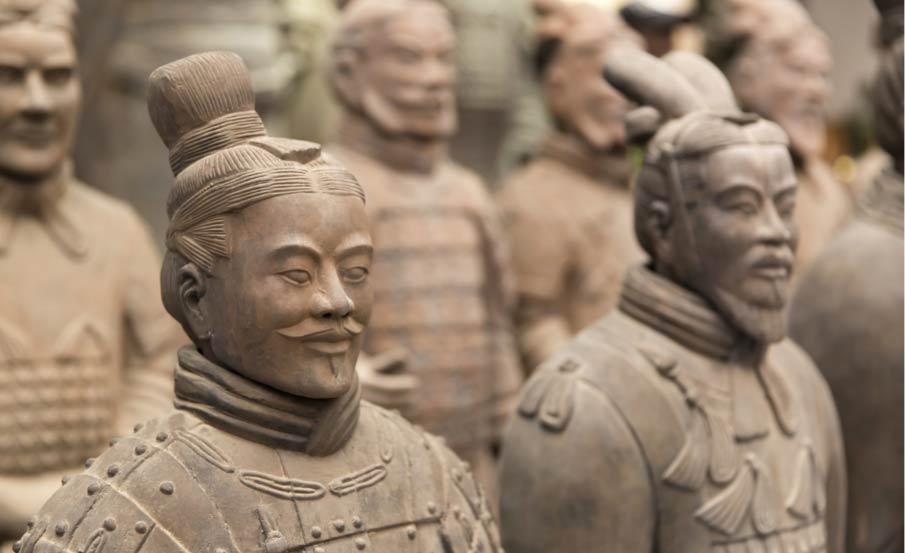 Chińska terakotowa armia