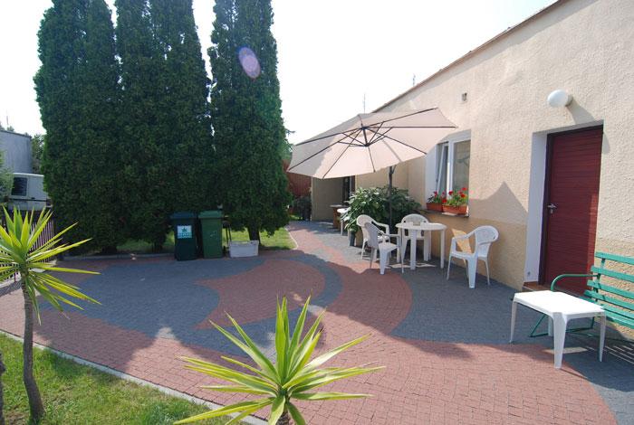 Mielno - Pokoje gościnne U BASI, Jaśminowa 9