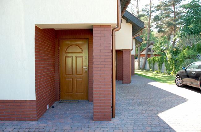 Poddąbie - domki letniskowe, Jałowcowa