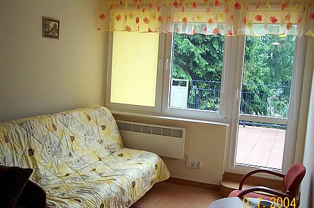 Ustka - Apartamenty Irena, Marynarki Polskiej 31