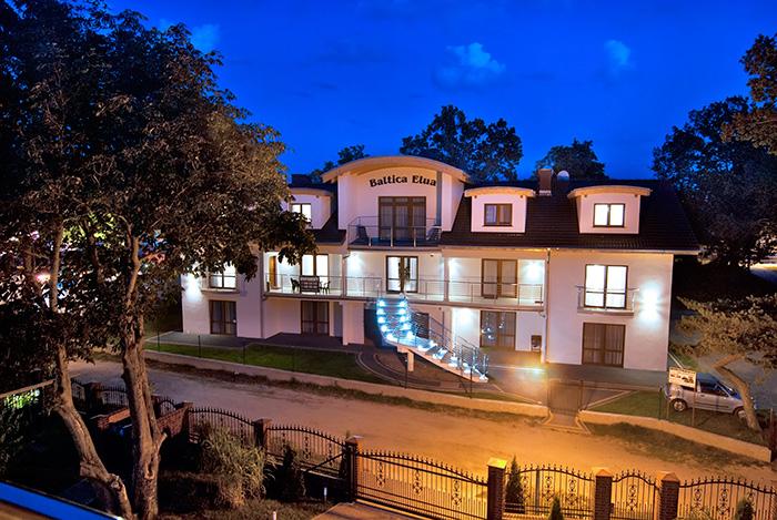 Villa BALTICA ELUA