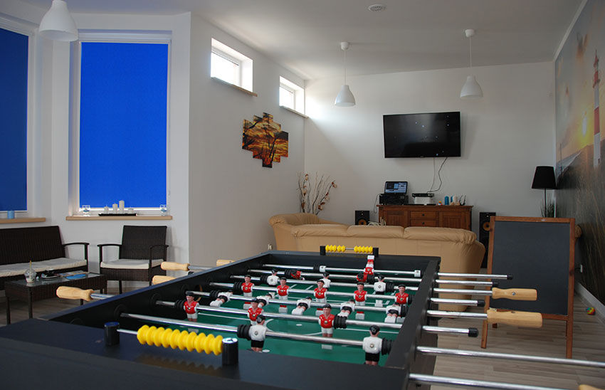 Rowy - Apartamenty JEANETTE, Wydmowa 8