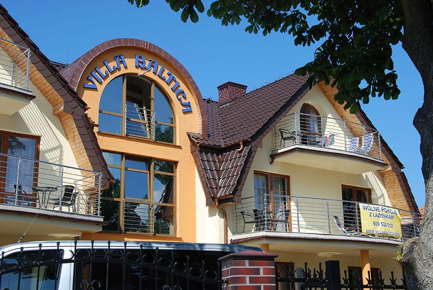 Rowy - Villa BALTICA, Wydmowa 3