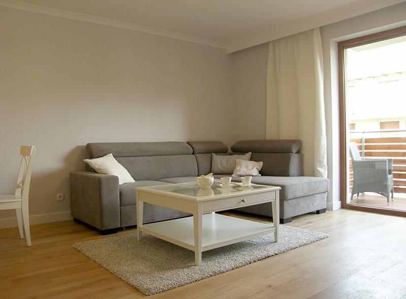 Ustka, apartament rodzinny, Wczasowa