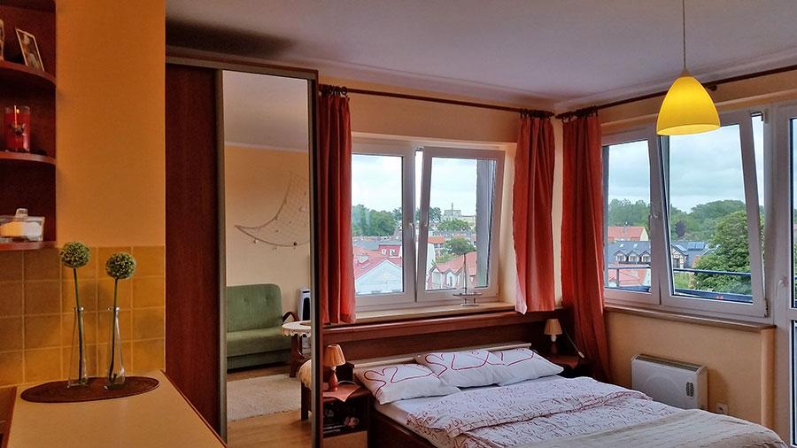 Ustka - Apartament De Lux, Marynarki Polskiej 31