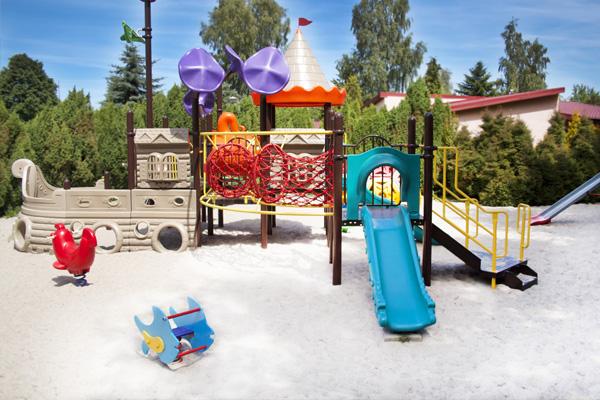 Sianożety - Imperiall Resort & MediSpa - plac zabaw