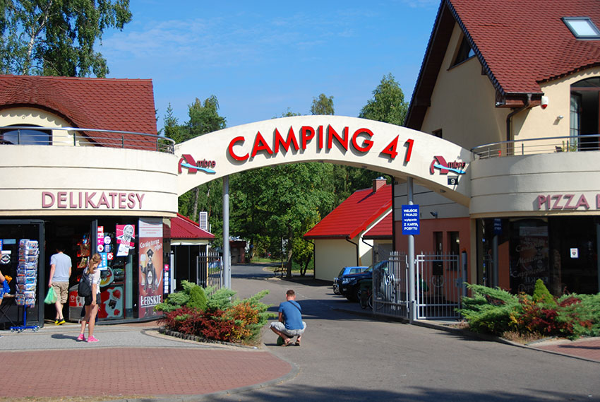 Camping AMBRE nr 41