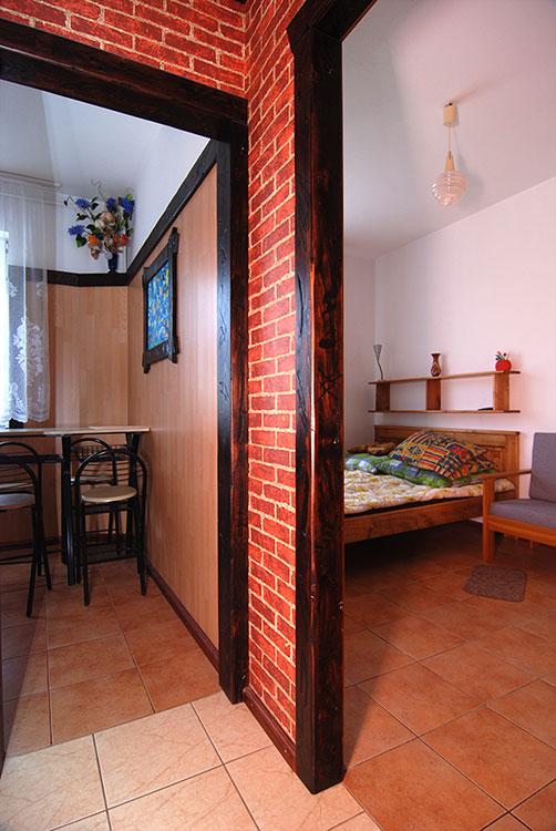 Sarbinowo - Pokojre gościnne Utka, Młyńska 14