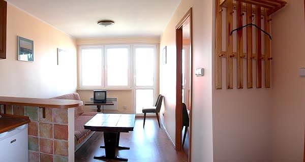 Ustka - apartament Dom Rybaka, Marynarki Polskiej 31