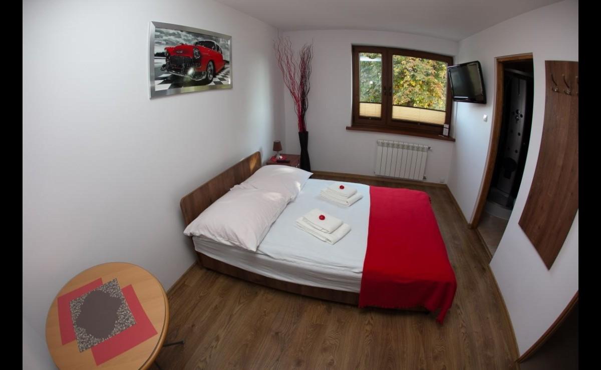 Noclegi Słupsk - APA Hostel. Jagiellońska 20