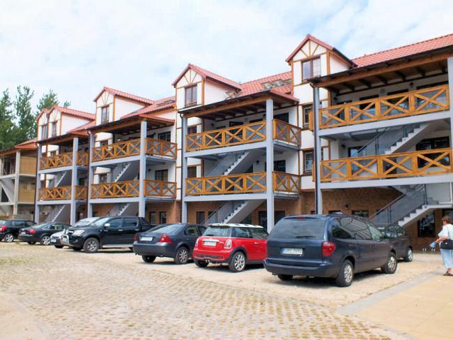 Rowy - Apartamenty Vasco Da Gama, Plażowa 5