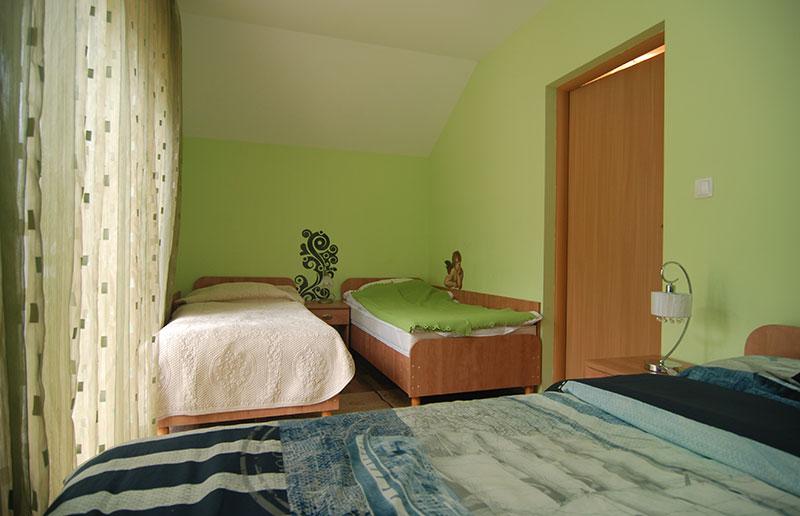 Poddąbie - domek letniskowy i apartamenty, Plażowa 2