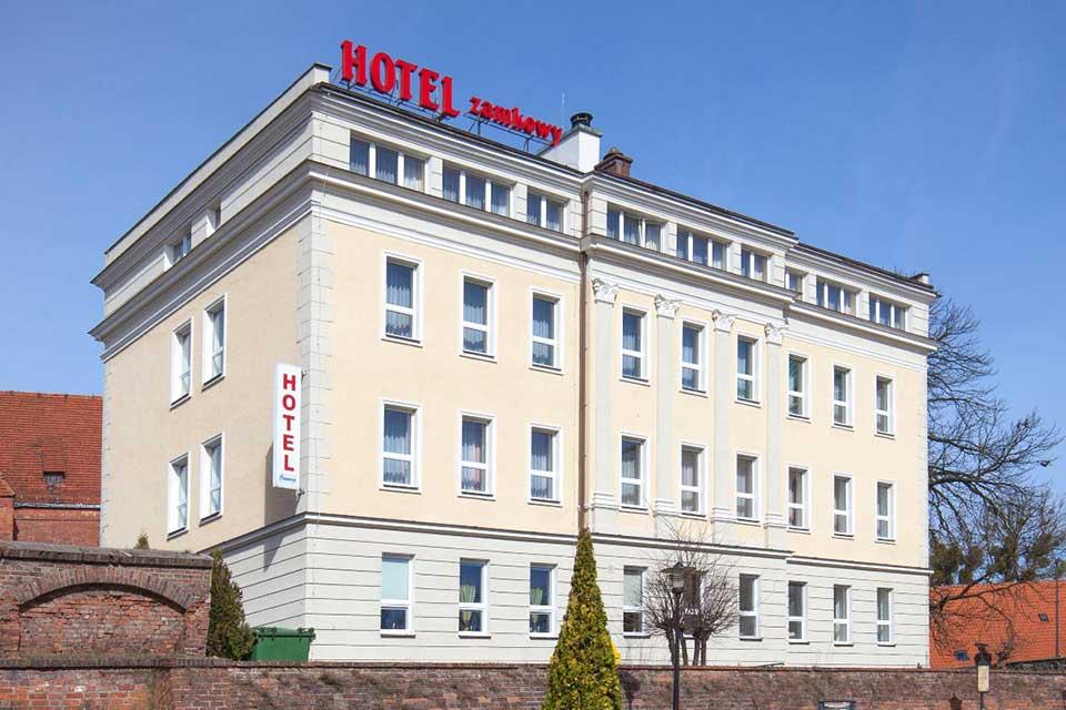 Hotel ZAMKOWY **