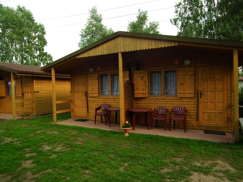Ośrodek Przystań, Ostrowo, ul. Pustki 7