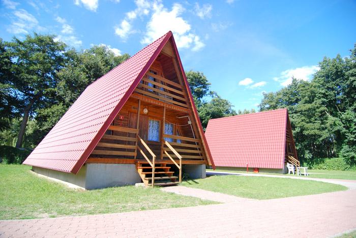 Łazy - Ośrodek wczasowy Fresko, Słoneczna 8a