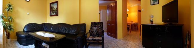 Poddąbie - apartamenty Pensjonacik, Wczasowa 5