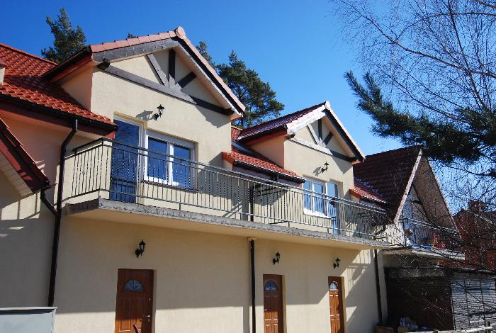 Pod Dobrym Aniołem -Domek i Apartamenty