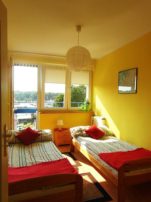 Ustka - Apartament Widokowy, M. Polskiej 31