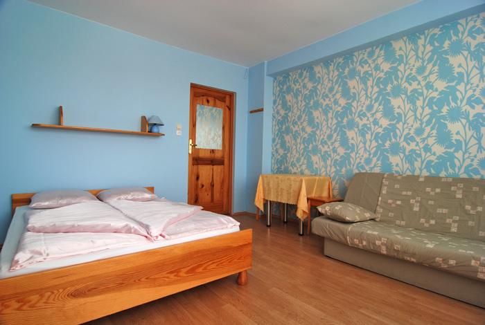 Ustka - pokoje gościnne Alpinka, Krokusowa 37