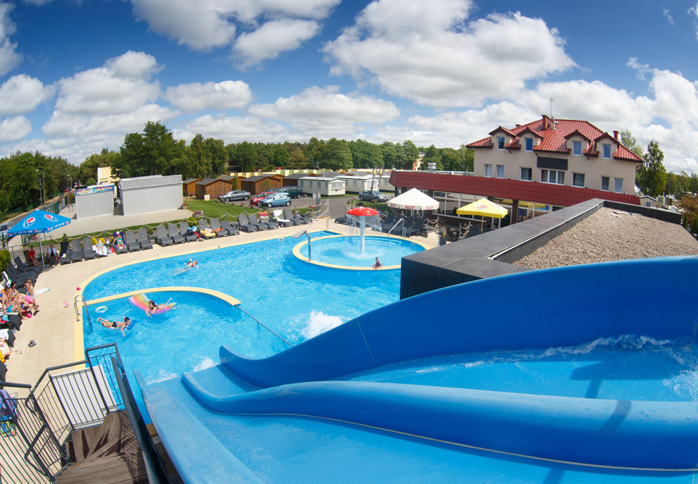 Łazy - Holiday Camping Resort, Leśna 18