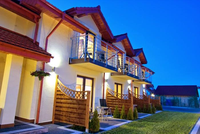 Rowy - Villa Bueno, Bosmańska 18
