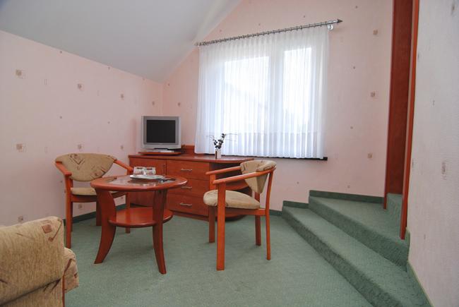 Łeba - Pokoje gościnne KOMA, Westerplatte 21