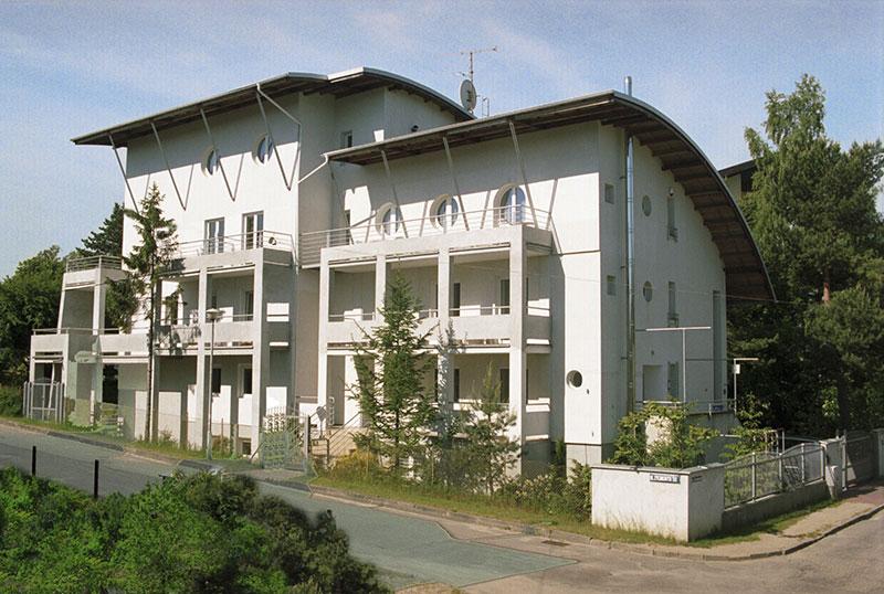 Jastrzębia Góra - Dom Wypoczynkowy Oskar, Piastowska 10