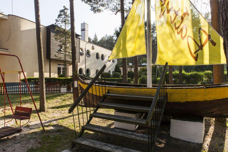 Stegna - Ośrodek Wypoczynkowy Bałtyk, Wczasowa 7