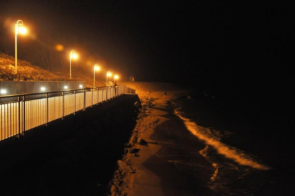 Promenada nocą
