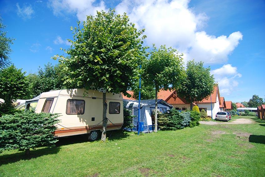Łeba -Camping Rafael, Turystyczna 10
