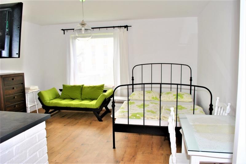 Laguna pokoje i apartamenty, Żeromskiego 18, Hel