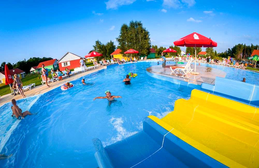 Łeba - Holiday Park Kacze Stawy, Żwirowa 10