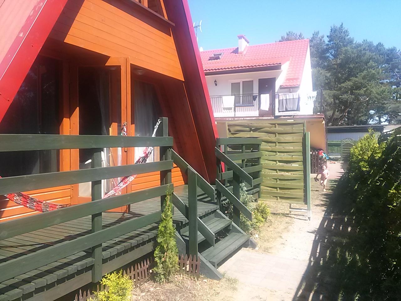 Rowy, Ośrodek Wczasowy ALOHA, Głogowa 11