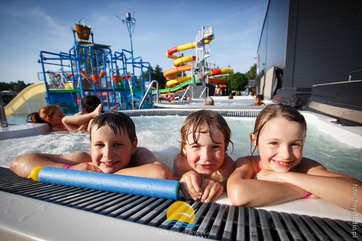 Aquapark i nowa multimedialna zjeżdżalnia