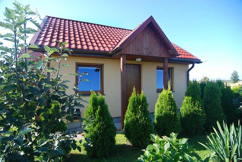 Łeba - domki letniskowe, Miła - Nowęcin