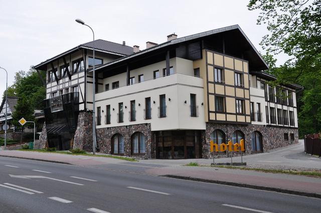 Hotel POD KLUKĄ ***