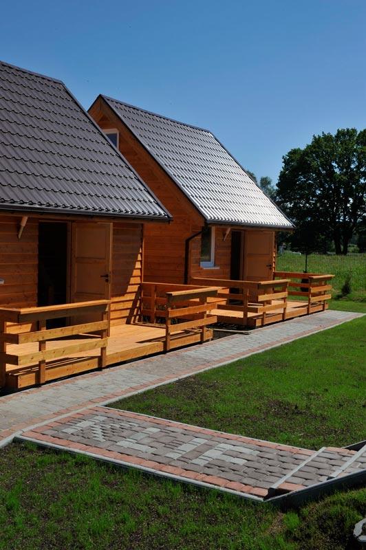 Dębina - domki letniskowe KLIF, Klifowa 16