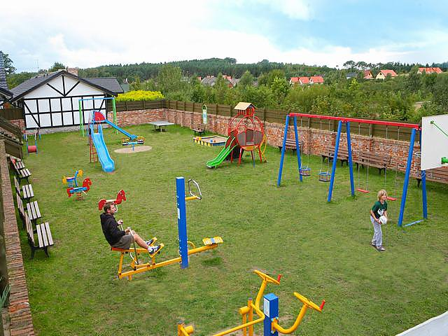 Dębina - Magra Holiday Club